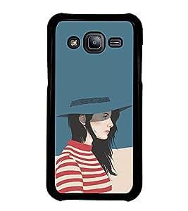 ifasho Designer Phone Back Case Cover Samsung Galaxy J2 J200G (2015) :: Samsung Galaxy J2 Duos (2015) :: Samsung Galaxy J2 J200F J200Y J200H J200Gu ( Gangsta Keep it Calm Quotes )