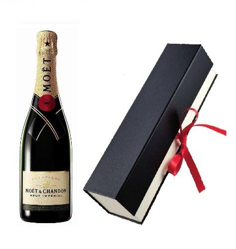 Moet & Chandon Brut Impérial Champagner Geschenkfaltschachtel 12% 0,75l Fl.
