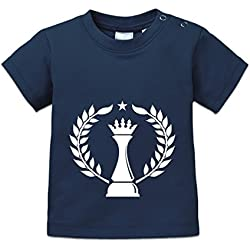 Shirtcity Camiseta de Bebé Chess King by