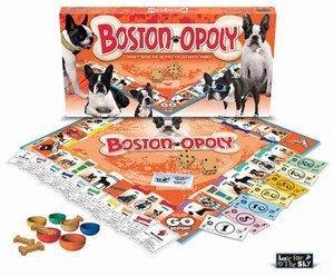 Boston-opoly Spiel