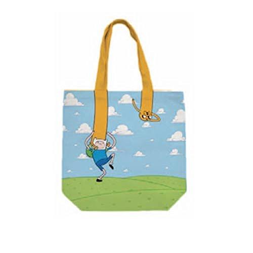 jake-et-finn-shopping-sac-fourre-tout-toile-motif-adventure-time-cartoon-network-pour-chien