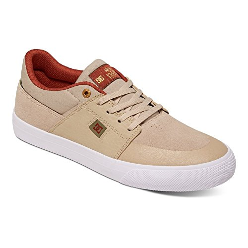 Wes Espadrillas Kremer DC Shoes Uomo Beige Basse q5Hv7xnv