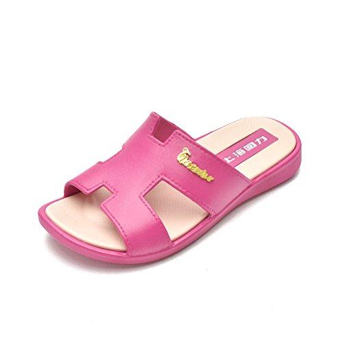 Ladies Sandals Piatta/Pantofola Di Moda Estate/Infradito Antiscivolo B