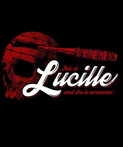 -- Lucille -- Unisex College Jacke Schwarz/Weiss