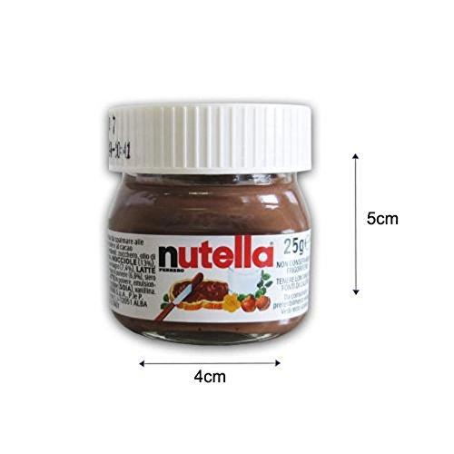 Preisvergleich Produktbild Beta BS80918 Nutella Mini-Glas für Kaufladen