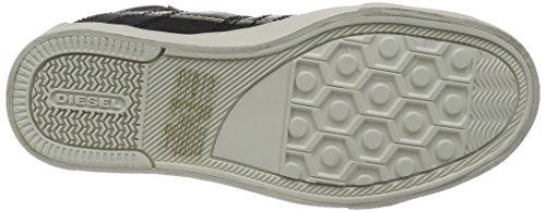 Diesel Y01286, Chaussures femme Argenté