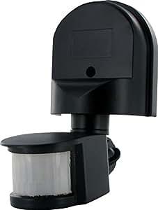 Détecteur crépusculaire noir 180° Elro