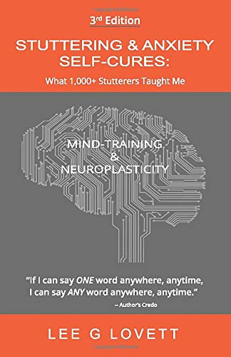 Stuttering & Anxiety Self-Cures: What 1000+ Stutterers Taught Me