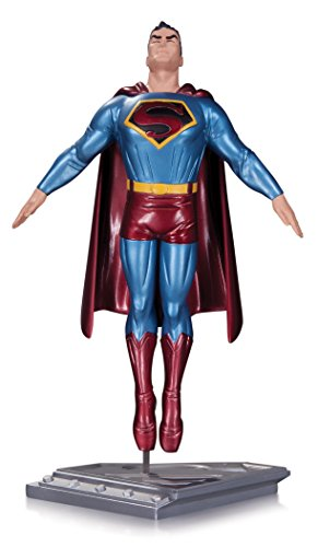 DC Collectibles Superman The Man of Steel Estatua Darwyn Cooke 22 cm