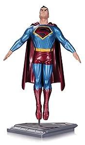 DC Collectibles Superman The Man of Steel Estatua Darwyn Cooke 22 cm