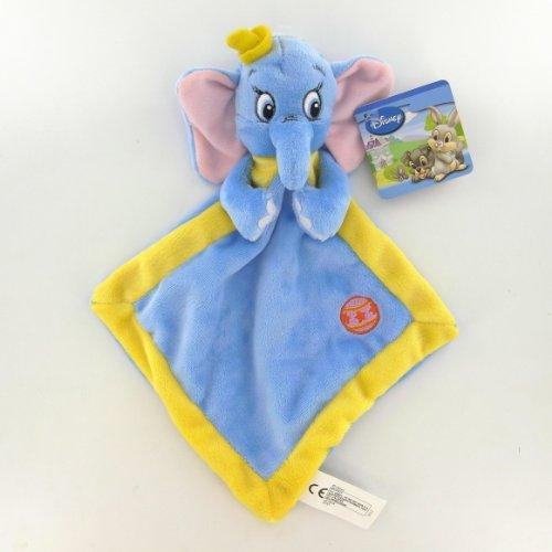 Disney - Doudou Dumbo Bleu