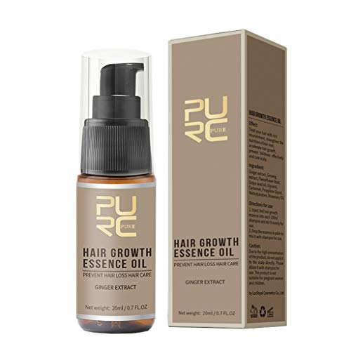 Lash Supplement (hahuha Makeups  Schönheitsprodukte ,Haarwachstum Essenz Erweiterte Verdünnung Hair & Hair Loss Supplement 20ML)