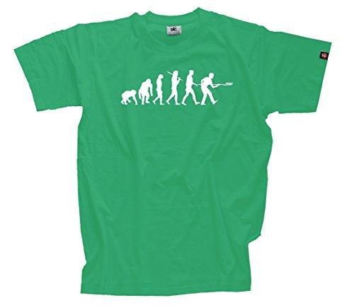 T-Shirt Kelly XL Pizzabäcker Pizza Pizzaria Blechkuchen Evolution