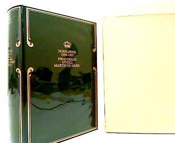Nobelpreis für Literatur 1934-1937 - Luigi Pirandello: Mattia Pascal und Einer, Keiner, Hunderttausend - Eugene O`Neill: Meisterdramen - Roger Martin du Gard: Jean Barois