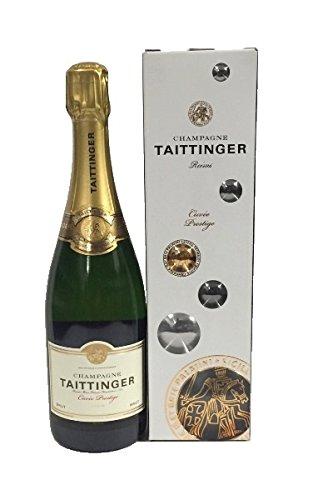 Taittinger Cuvée Prestige mit Geschenkverpackung (1 x 0.75 l)