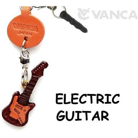 Chitarra elettrica in pelle merci Earphone Jack Accessori tappo antipolvere/Cap/orecchio Jack * VANCA * MADE IN JAPAN # 47567