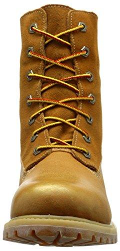 Timberland scarponcini Wheat Rugged W Gold/Metallic Finish