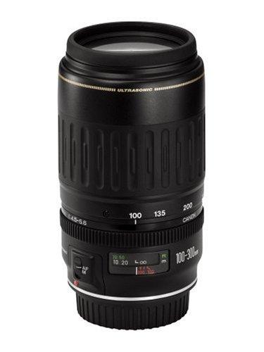 Canon EF 100-300mm/1:4,5-5,6 USM Objektiv (58 mm Filtergewinde) (300 Canon Objektiv)