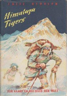 Buchseite und Rezensionen zu 'Himalaya-Tigers' von Fritz Rudolph