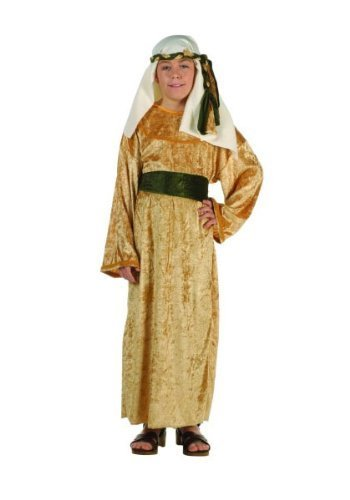 Dlx Wiseman (Gold;Child Large) by RG Costumes