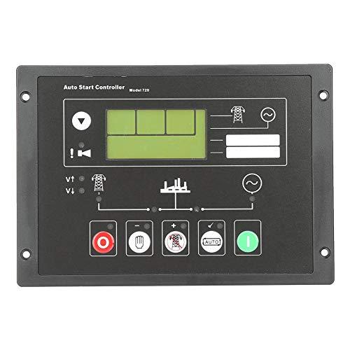 Panel control inicio automático generador DSE720