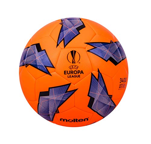 Molten Replica of the UEFA Europa League - 3400 Model Official Match Ball f61d4a04d7b39