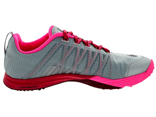 Chaussures Cross Training Lunar Cross Element Sz 5 Noir New In Box Lt Mgnt Gry/Dk Mgnt Gry/Hypr P