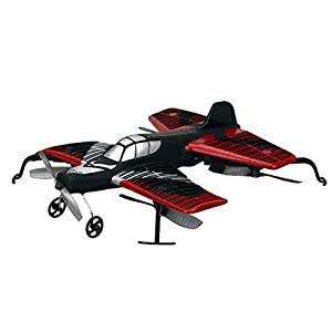 World Brands- Speed Glider, Color Rojo y Negro (84724)