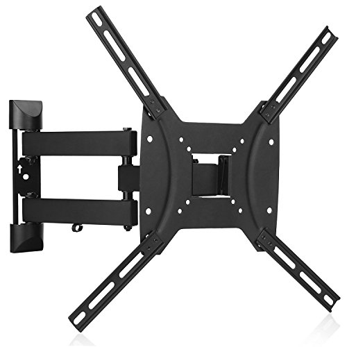 Paladinz 23 24 27 30 32 38 40 43 44 46 47 49 50 52 55 pulgadas TV montaje pared soporte inclinación y swive se adapta para LG Samsung Panasonic JVC Toshiba Sony Sharp Blaupunkt cello 4k 1080p HD LED LCD plasma Smart TV