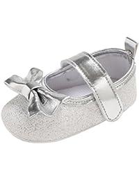 da7c44962 Zapatos de para Bebé Niñas Otoño Invierno PAOLIAN Zapatos de Primeros Pasos  Suela Blanda Bautizo Antideslizante