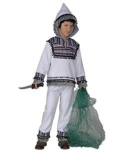 WIDMANN Eskimo Kids Costume - Size: Large (11-13 Years) (disfraz)