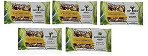 Nutritatva Chia Date Almond Sunflower Seeds Superfood Nutrition Bar - Pack of 5 Bars (50 Grm Each)