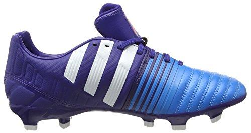 adidas Performance  Nitrocharge 3.0 FG, Chaussures de football pour compétition homme Violet - amazon purple f14/ftwr white/solar blue2 s14