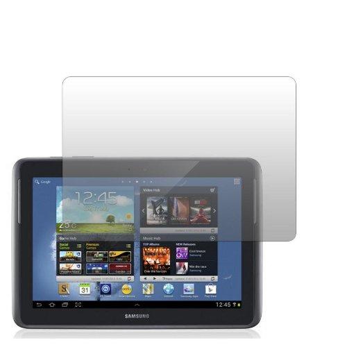 2 x Slabo Displayschutzfolie Samsung Galaxy Note 10.1 GT-N8000 Displayschutz Folie