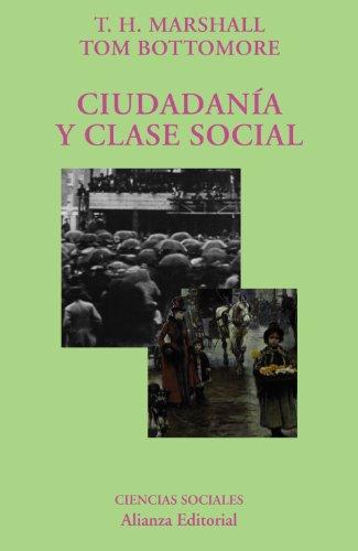 Ciudadanía y clase social (El Libro Universitario - Ensayo)
