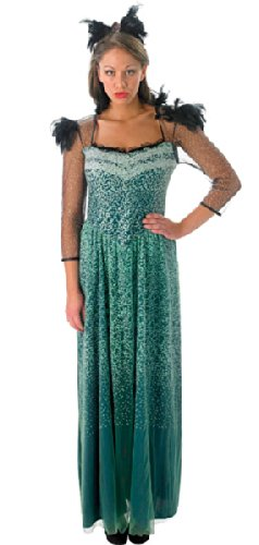 DISNEY ~ Evanora (Oz the Great and Powerful™) - Adult Costume Lady : LARGE (Oz Evanora Kostüme)