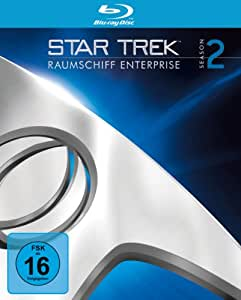 Star Trek - Raumschiff Enterprise - Staffel 2 [Blu-ray]