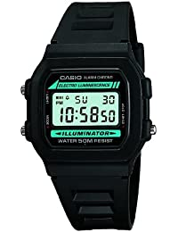 Casio Collection – Reloj Hombre Correa de Resina W-86-1VQES