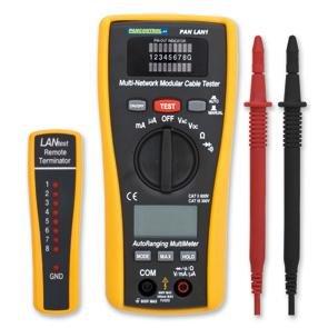Preisvergleich Produktbild LAN-Tester und Multimeter