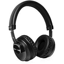 MACTREM Onikuma B10 Auriculares Inalámbricos Bluetooth,Auriculares Estéreo con Conector de Audio de 3.5 mm