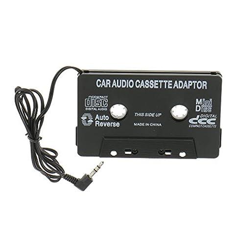 Cassette Jack - Adaptateur Bande 3.5mm Aux Audio Cassette De