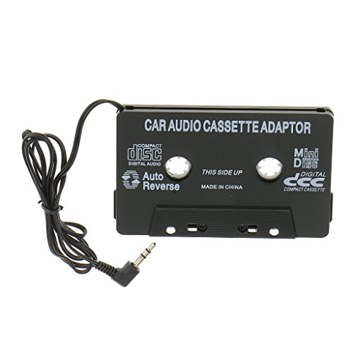 Non-brand Auto Kassetten Deck Adapter Kompatibel Mit 3,5 Mm Audio MP3 / CD Player (Tape Deck Auto-adapter)