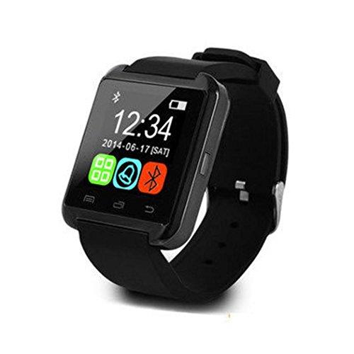 Bluetooth Smartwatch für Damen und Herren | Kinder Smart Watch Uhr Intelligente Armbanduhr Sport Uhr Fitness Tracker Armbanduhr mit Schrittzähler für Android