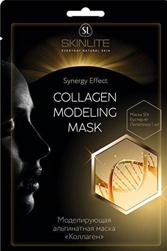 Skinlite, Modellierung Alginat Maske, Kollagen, 67g. Gesicht, Anti-Age