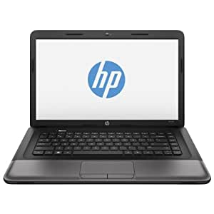 HP 650 39,6 cm (15,6 Zoll) Notebook (Intel Pentium B970, 2,3GHz, 4GB RAM, 500GB HDD, Intel HD 3000, DVD, Win 7 HP) schwarz