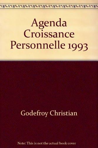 Agenda Croissance Personnelle