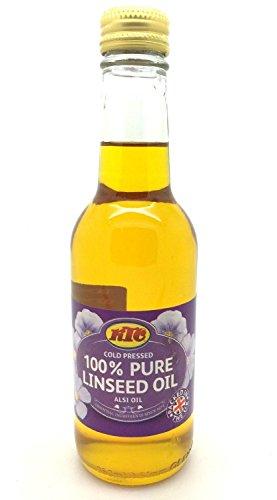 KTC - Huile de lin - 1 bouteille de 250 ml