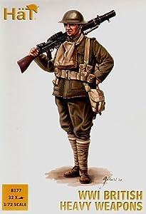 HäT 8177  - La Primera Guerra Mundial británica Armas Pesadas