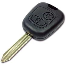Funda Carcasa para mando de coche para llave Citroen Saxo Xsara Picasso Berlingo