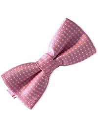Chaussures de bébé cravate élastique motif rose